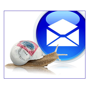 email to snail mail service