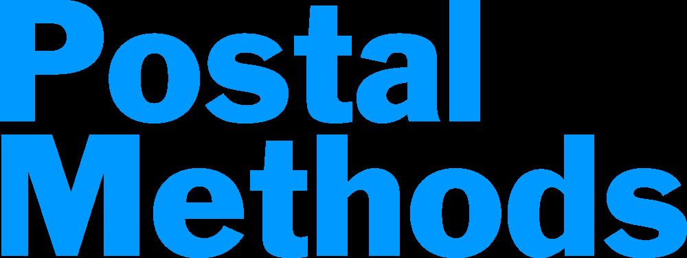 Postal Methods
